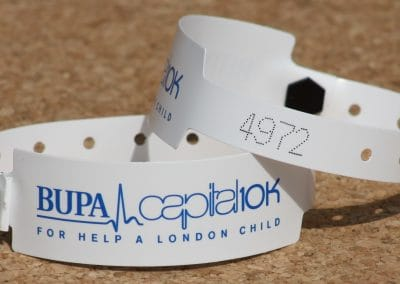 Bupa Duel Numbered